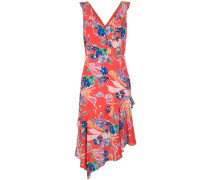 'Alexis' Kleid mit Blumen-Print