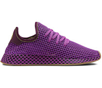 purple deerupt dragon ball z gohan edition sneakers