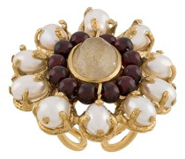 'Perle Baroque' Ring