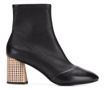 Drum ankle boots