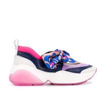 Sneakers mit Schleifendetail