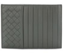 woven texture card holder