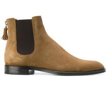Chelsea-Boots mit Quaste