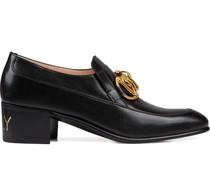 Loafer aus Leder