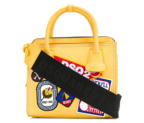 patch detail tote