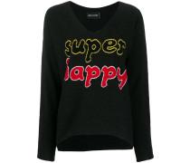 'Super Happy' Pullover