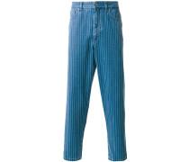 'Boxer Pinstripe' Jeans