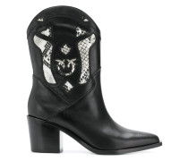 cowgirl ankle boots