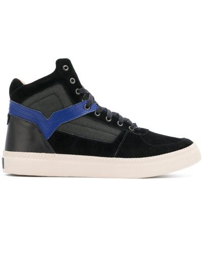 Diesel Herren 'Spar' High-Top-Sneakers Ausgezeichnete Online-Verkauf Abschlagen Einkaufen Günstigste Online-Verkauf Verkauf Ebay xIyBpXZo