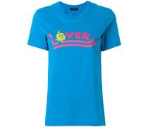 T-Shirt mit aufgedrucktem Schriftzug
