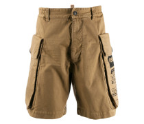 'Born To Be A Fighter' Cargo-Shorts
