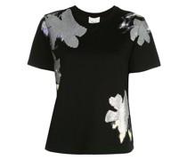 T-Shirt mit Margeriten