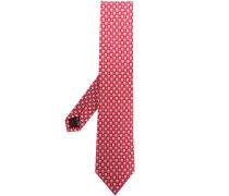 Krawatte mit Gancio-Motiv