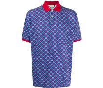Poloshirt mit GG-Muster
