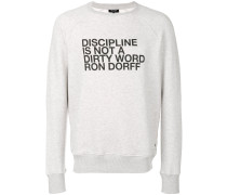 'Discilpine' Sweatshirt