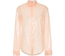 plastic effect shirt
