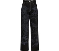 Halbhohe 'Phoenix' Jeans