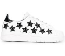 Sneakers mit Kontraststern