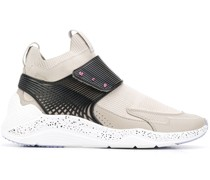 Flache Sock-Sneakers