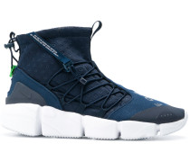 'Air Footscape Mid Utility' Sneakers