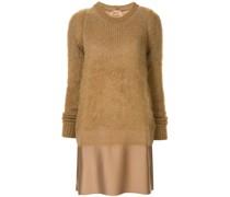Kurzes Pulloverkleid
