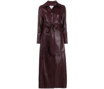 'Tarot' Kleid aus veganem Leder
