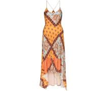 Camisole-Kleid mit Paisley-Print