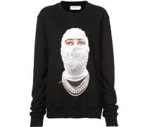 'Mask' Sweatshirt