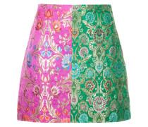 Harlequin Brocade skirt