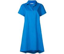 Poloshirtkleid mit lockerem Schnitt