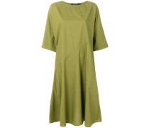 diagonal seam dress