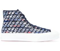 ×MoonStar Sneakers in Tweed-Optik