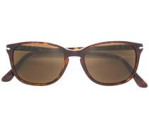 Rechteckige Sonnenbrille