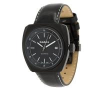 Rechteckige Armbanduhr
