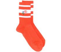 Gestrickte Socken