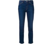 'Niki' Cropped-Jeans