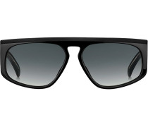 Sonnenbrille mit geradem Steg
