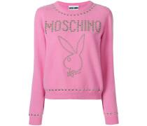 Playboy studded sweater