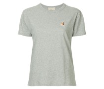 T-Shirt mit Fuchs-Patch