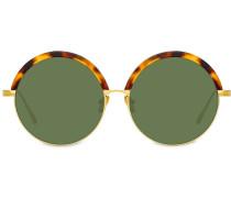 Runde 'Annie C4' Sonnenbrille