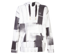 Han graphic print hoodie