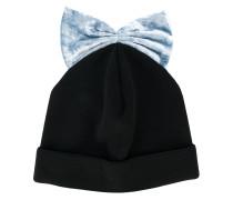 Mütze mit Schleife