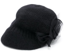 knitted pattern cap