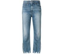 'W4' Cropped-Jeans