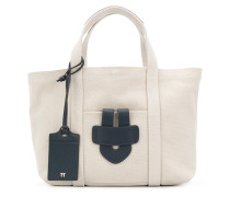 Simple small tote bag