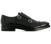 Monk-Schuhe mit zwei Riemen