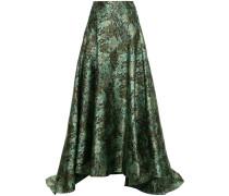 baroque pattern skirt