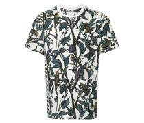 dry leaf printed shirt