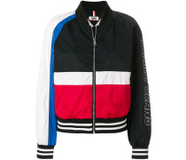Speed bomber jacket