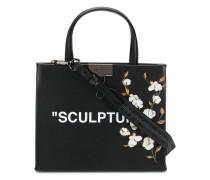 Kastige 'Sculpture' Handtasche